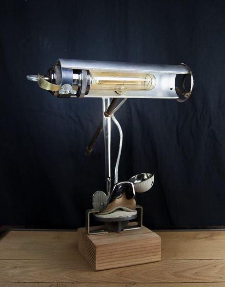 Lampe de bureau : Objet de décoration Designer Guillaume Dufrancatel
