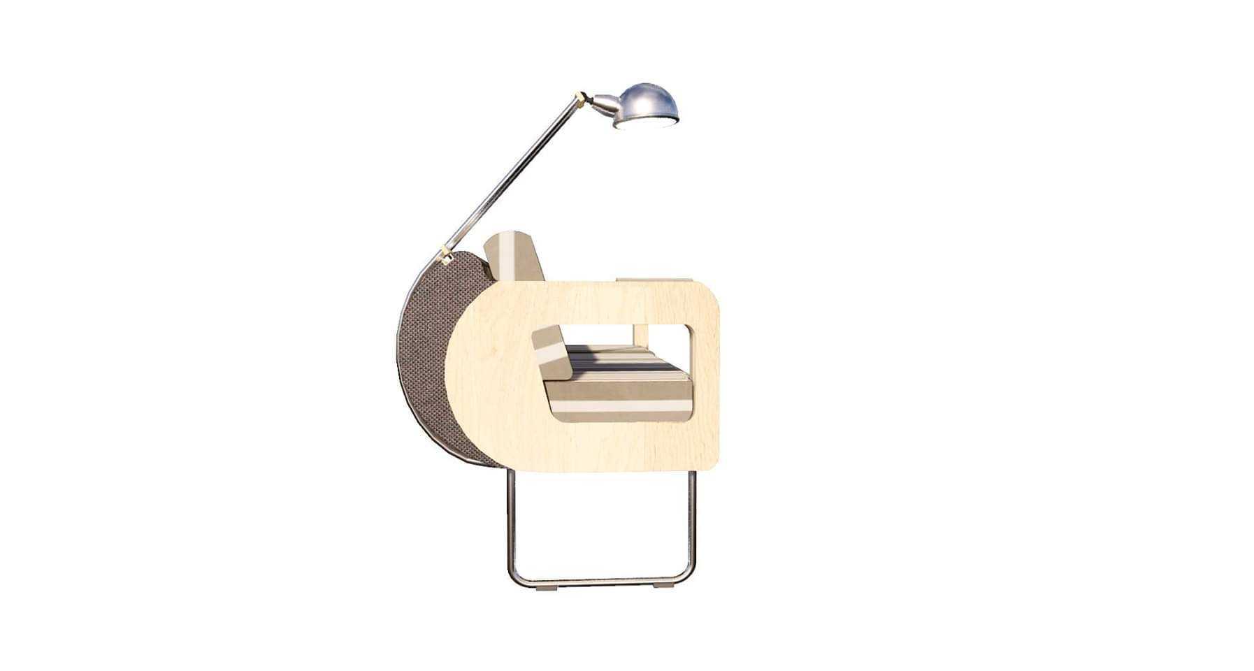 illuminés canapés 2.0 frederic tabary designer produit