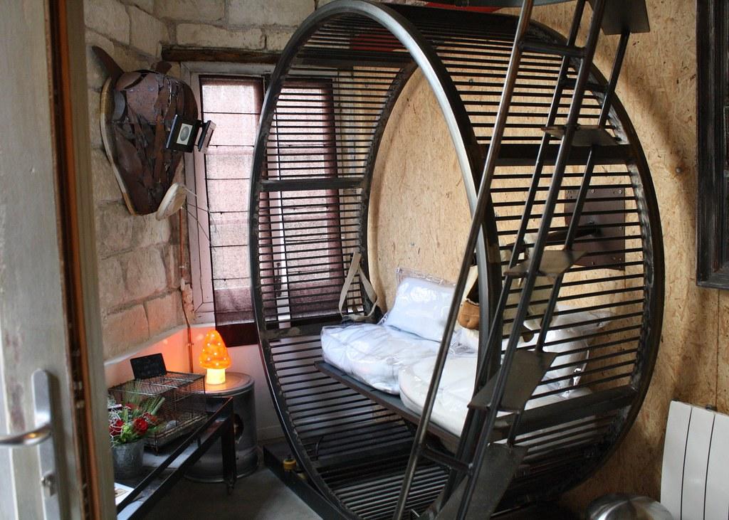 La villa hamster, Frédéric TABARY, designer, designer produits, concepteur, villa, hamster, originale, architecte, matériaux, métal, design, concept, location,