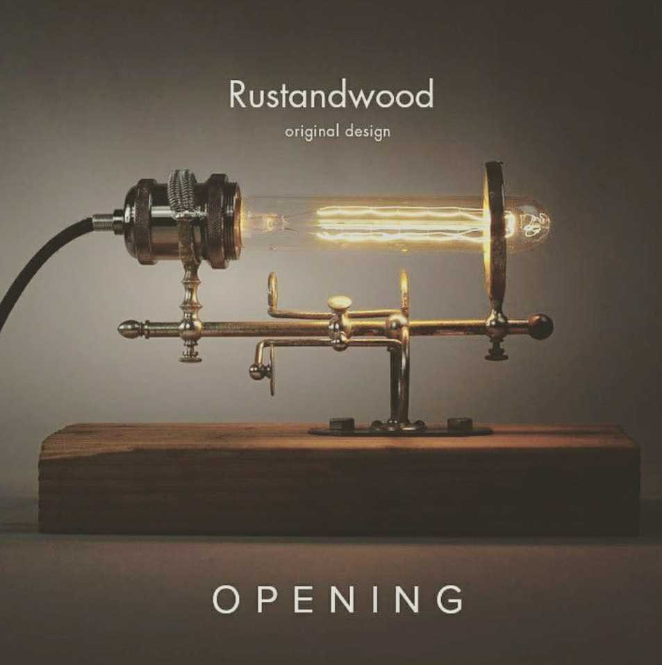rust and wood partenaire de frederic tabary