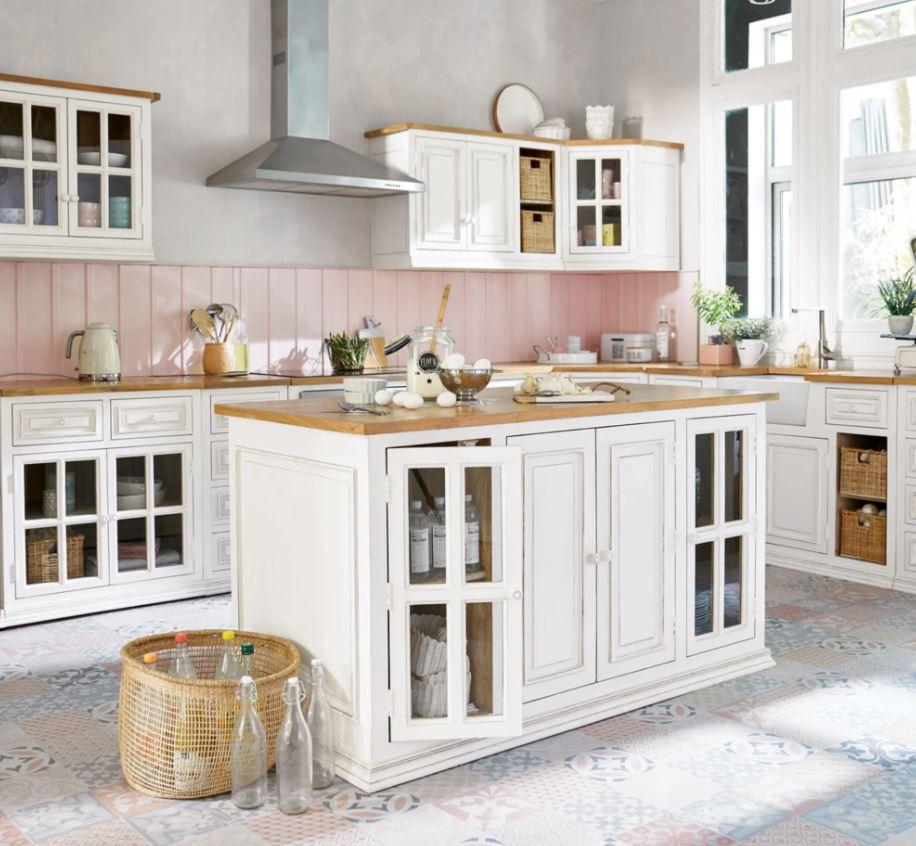 Cuisine Éléonore : une cuisine au goût d'antan,  pour parfaire la décoration de votre maison.