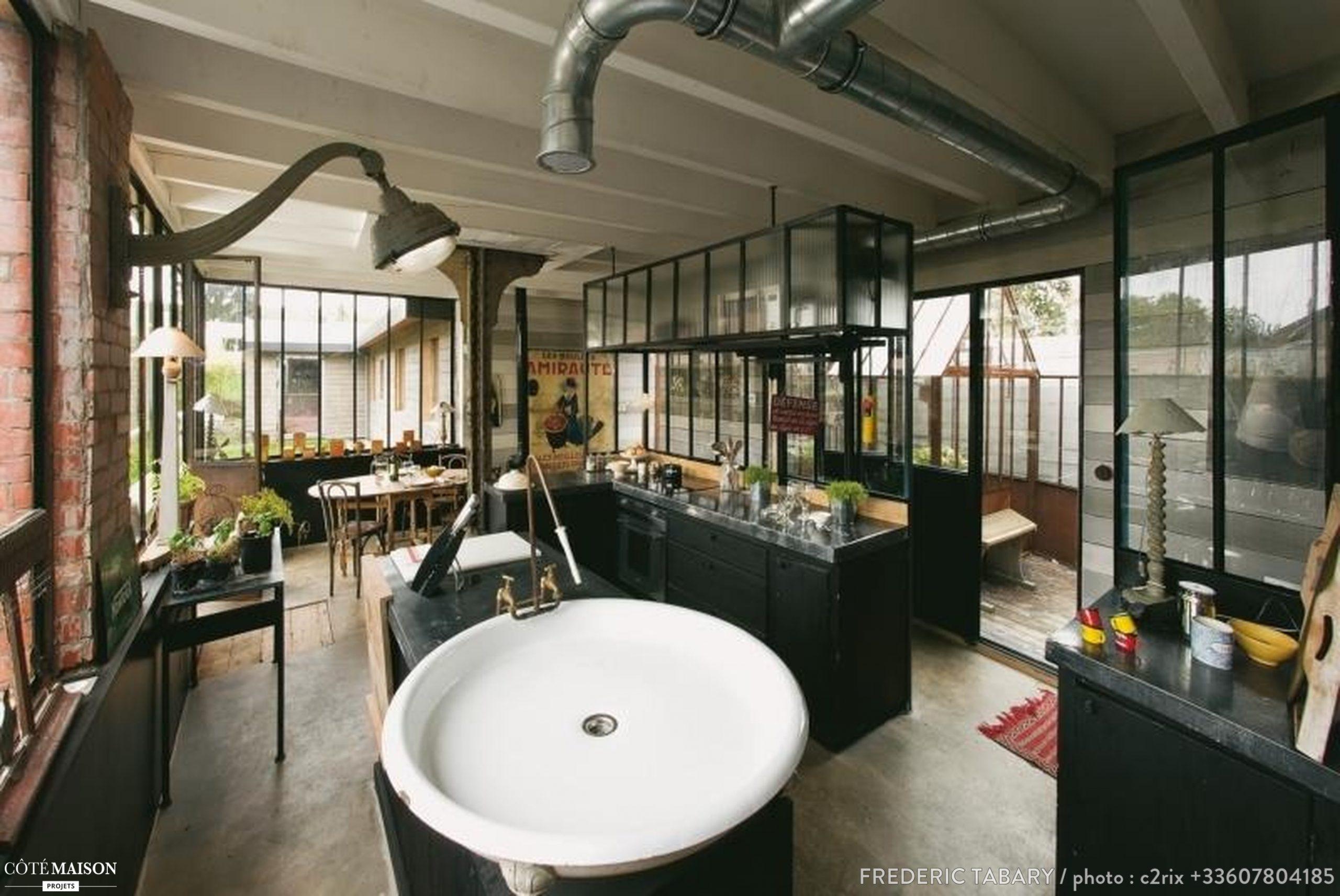 La maison de l'architecte d'intérieur à Nantes
