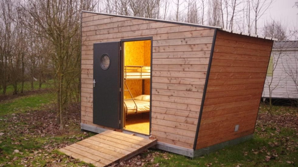 Ma cabane dans mon jardin