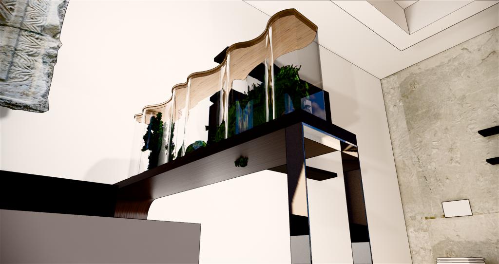 Toujours plus proche de la nature: le Terrarium